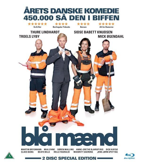 Køb Blå Mænd [2-disc Special Edition]